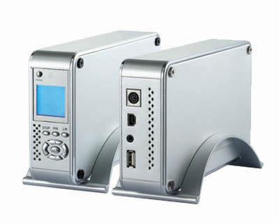 HDD Media Player (HC 306TV-E)
