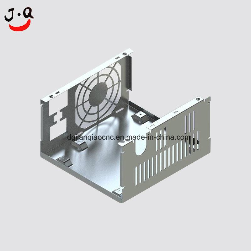 Rencontrer aluminium de haute qualité RoHS partie d'usinage CNC pour ordinateur ou d'autres types Electronic-Product