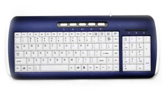 コンピュータのためのUSBのキーボード