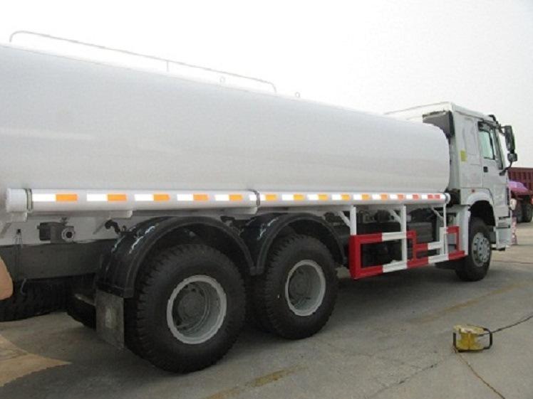 20m3 de Schone Vrachtwagen van de Stad van de Vrachtwagens van de Tank van het Water HOWO/Vrachtwagen Sprinking (ZZ1257N4147W)