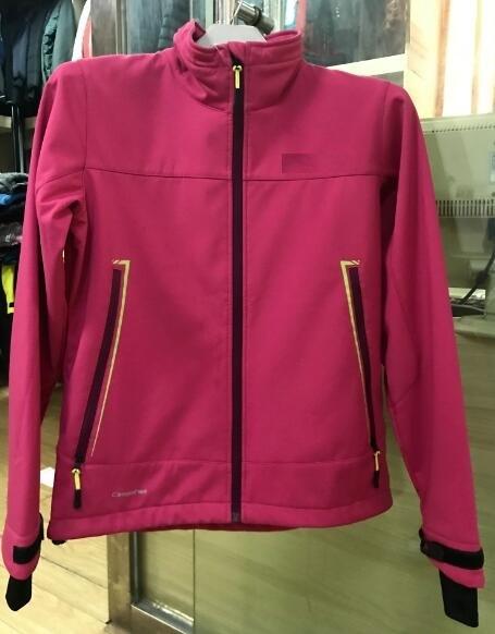 Vestuário de alta qualidade Softshell Jacket Jaqueta Feminina Jaqueta Jaqueta Windbreaker Exterior