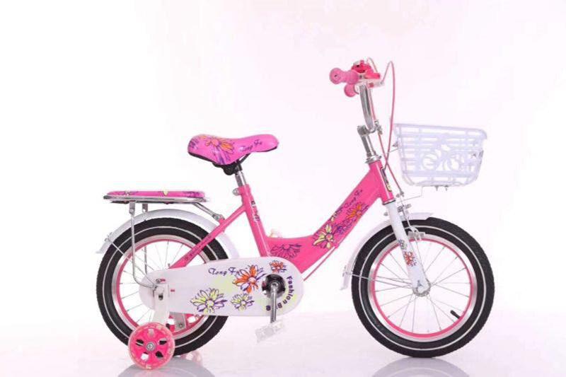 Nuove Biciclette Dei Bambini Di Disegno Semplice Per I Ragazzi Di 10