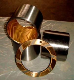 Bimetallische Buchse