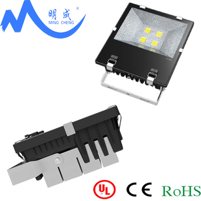 Resistente al agua IP65 al aire libre de alta calidad proyector LED 100W