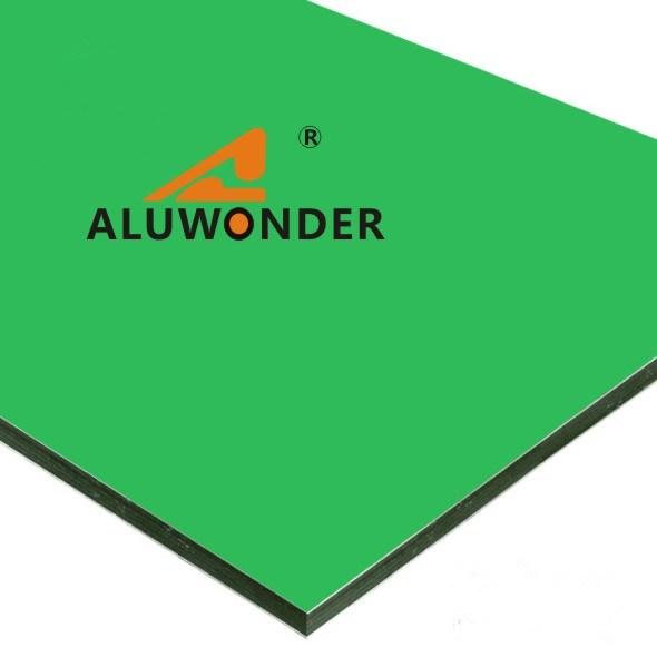 Zusammengesetzte Aluminiumverkleidung der Qualitäts-PVDF (AL1010)