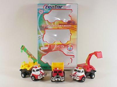 Eclectisch Mobiel speelgoed - D012