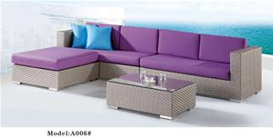 Garten-Sofa (A006)