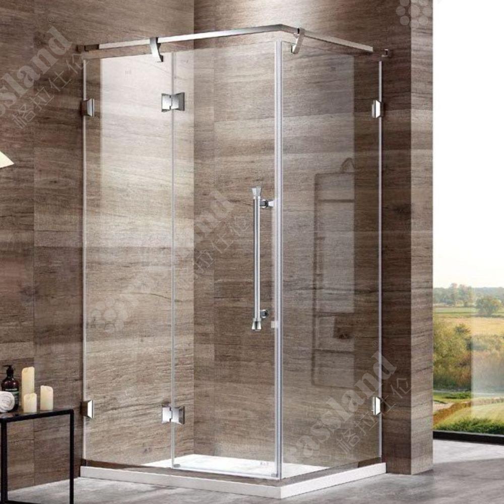 G01f21L оптовые цены на высококачественный 304SUS опускное стекло в ванной комнате есть душевая люкс