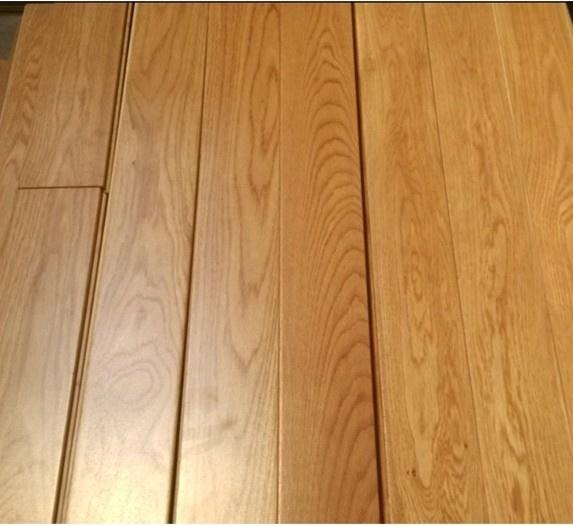 Roble de madera maciza suelo madera parqu roble de for Suelos de madera maciza