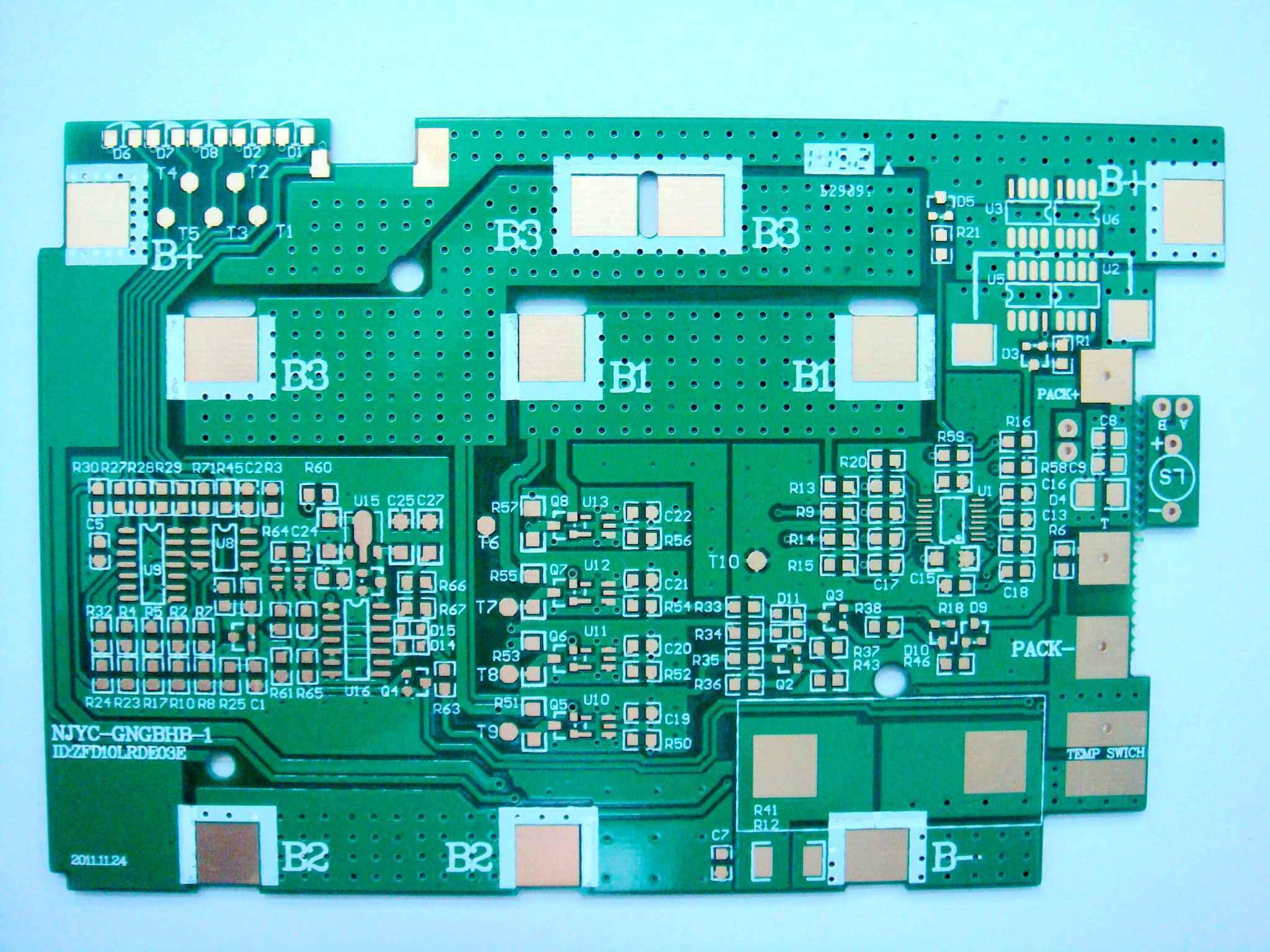 China Placa De Circuito Impresso 2 Electronics Pcb De Aluminio