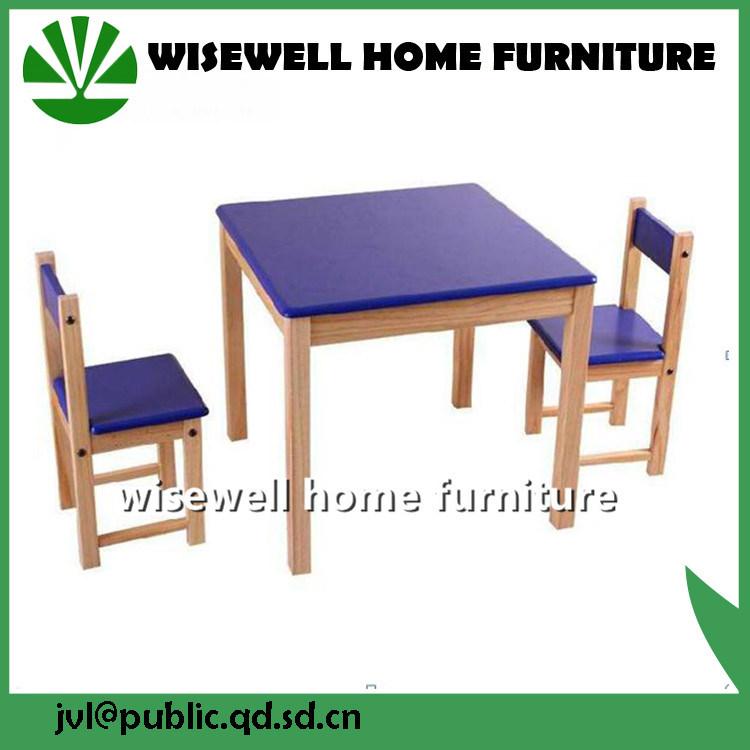 Foto de Muebles de madera silla de niños preescolares de dibujos ...