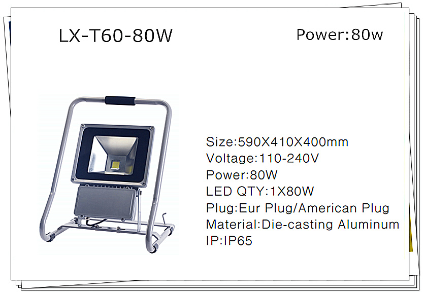 Holofote LED (LX-HW)