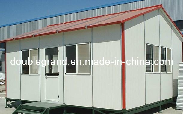 Schnelle Installations-vorfabrizierte Häuser, bewegliche Kabine ...