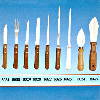 Poignée en bakélite couteau -- 8023,8024~~~8031