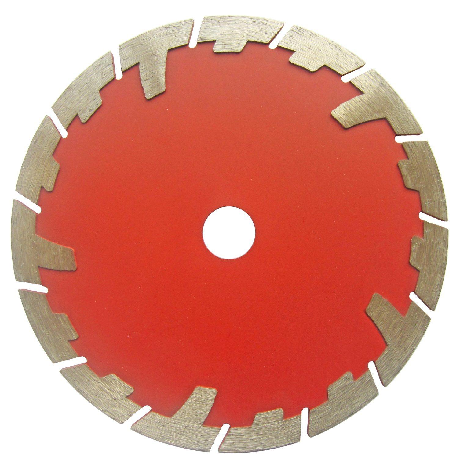 На холодном двигателе металлокерамические Turbo алмазные пилы для бетонных блоков камней