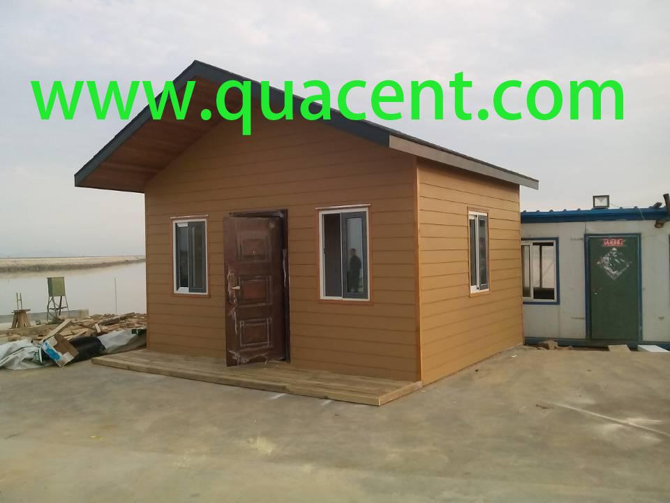 La pequeña casa de vacaciones mar prefabricados – La pequeña casa de ...