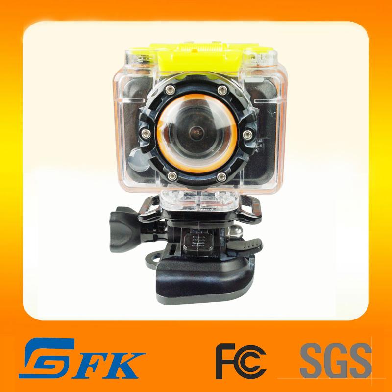 Casque de sports de plein air étanche Caméra d'action (DX-301)