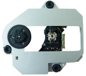 La lentille laser de DVD portable
