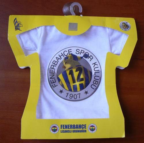 De mini Decoratie van het Autoraam van /Mini Jersey van de T-shirt