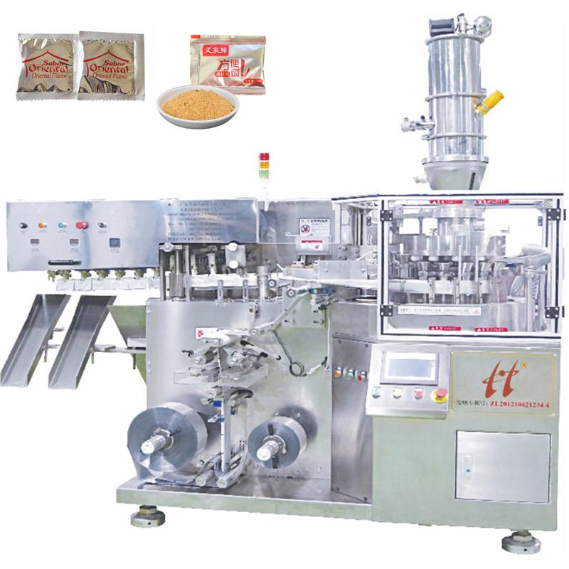 High Performance Spice/Coconut/Coffee Powder High Speed Automatische verpakking Machine