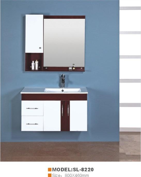 PVC Bathroom Cabinet (SL-8220)