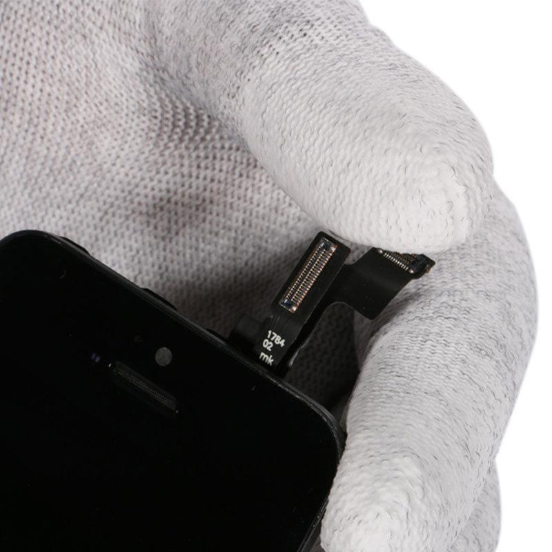 Nylon ESD antistatique carbone haut de pu mettre en place des gants
