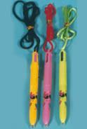 El color de pluma Hangging
