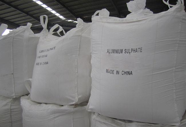 La pureté de 17 % sulfate d'aluminium / Al2 (SO4) 3 Soa sulfate d'aluminium; la Chine fabricant