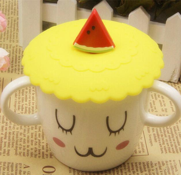 Housse en silicone souple en silicone résistant à la chaleur pour tasse de café