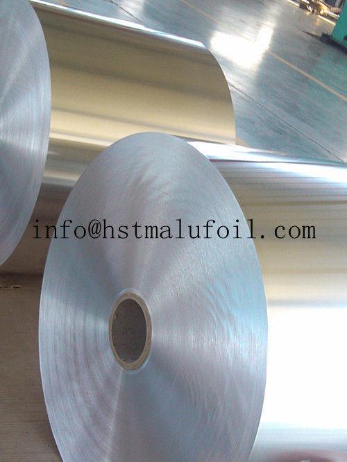 8011-o Duidelijke Folie Alumium