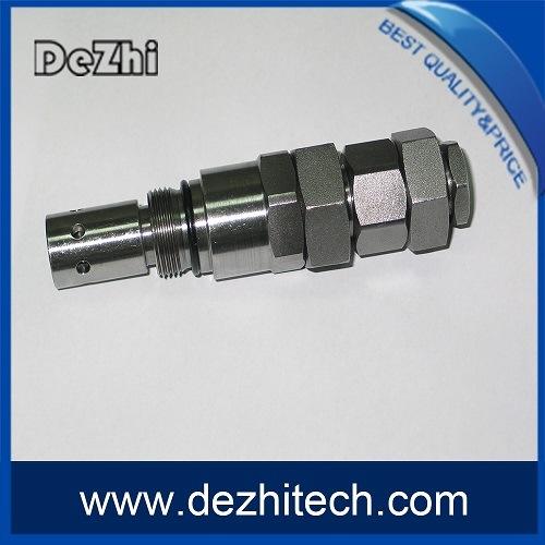 掘削機は安全弁Dh220-5の主制御弁を分ける