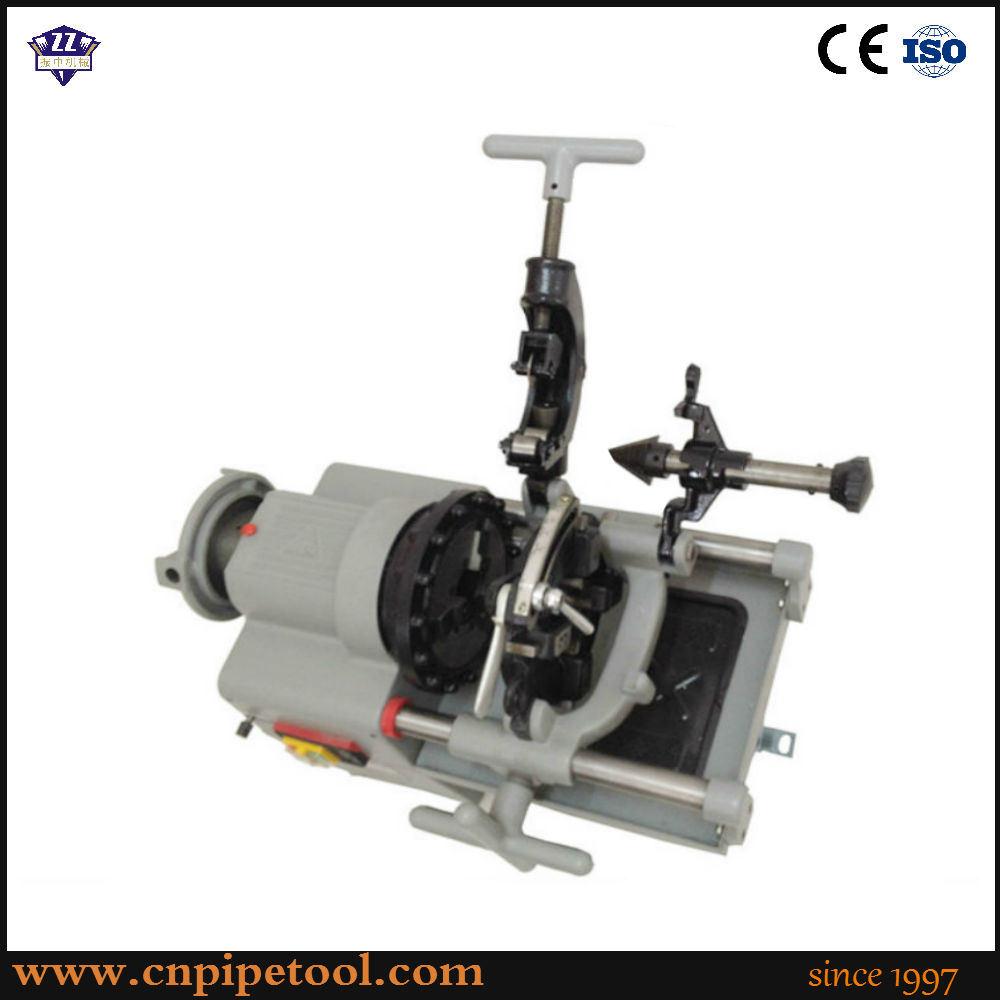 Função multi-rosca de tubo a máquina