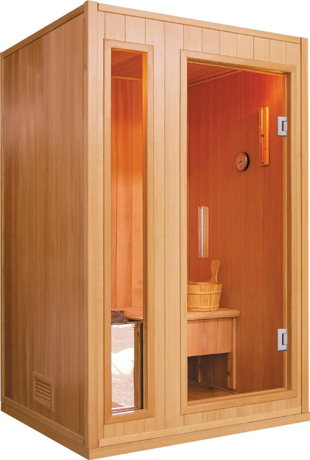 2019 tradicional sauna a vapor para 2 Pessoa-E2
