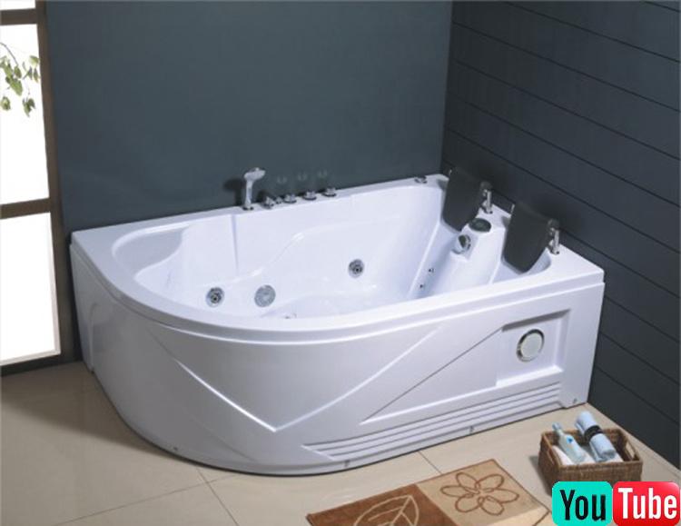 Vasca Da Bagno 2 Persone : Vasca da bagno automatizzata per due persone della jacuzzi c