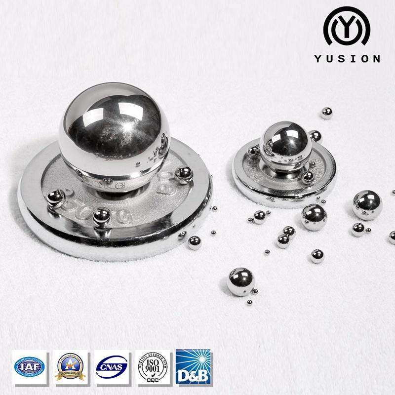 De Bal van het Staal van de Levering AISI52100 suj-2 van de Fabriek van Yusion voor het Dragen