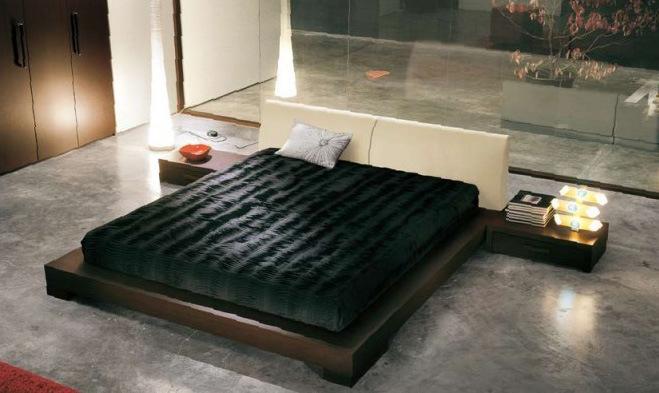 Het moderne houten bed van de slaapkamer dil 206# u2013 het moderne
