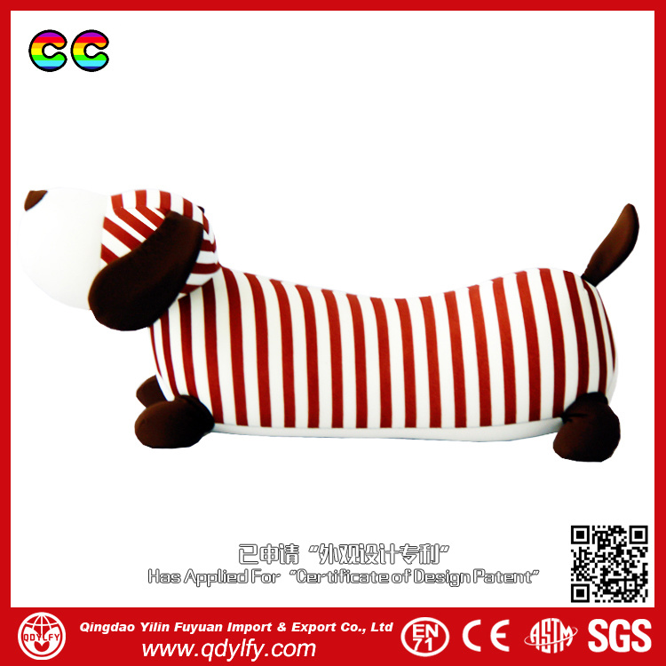 Dog farcito Toy con l'Ambiente-Friendly Material (YL-1508004)
