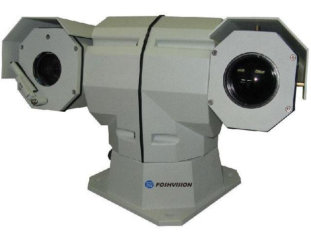 PTZ verdoppeln Fühler Thermal&Day Kamera--Lange Reichweiten-Sicherheits-Überwachung Fs-TV430r2