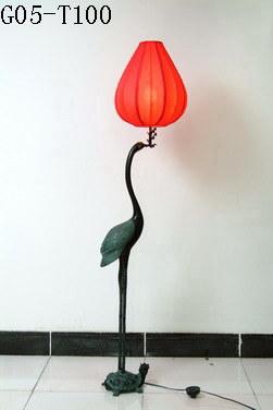 Handmade 중국 고아한 램프