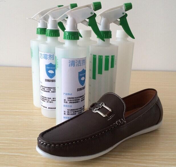 0.5L het schonere Detergens van de Agent voor Schoenen en Leer