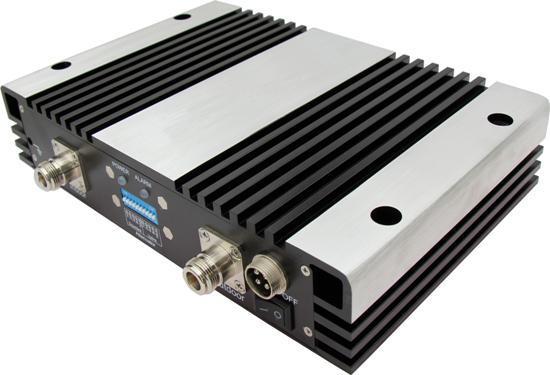 Système unique de la bande 10~20dBm répéteur sélective