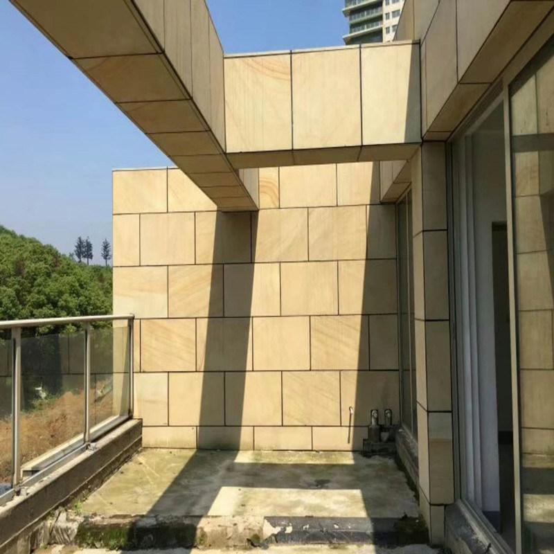 Mattonelle naturali della porcellana dell'arenaria di alta qualità per la decorazione della parete e della pavimentazione