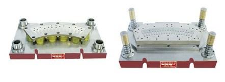 電気モーターの中心型