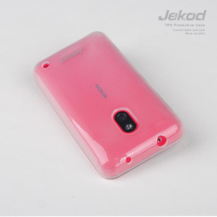 Nokia Lumia 620용 투명 TPU 휴대폰 케이스