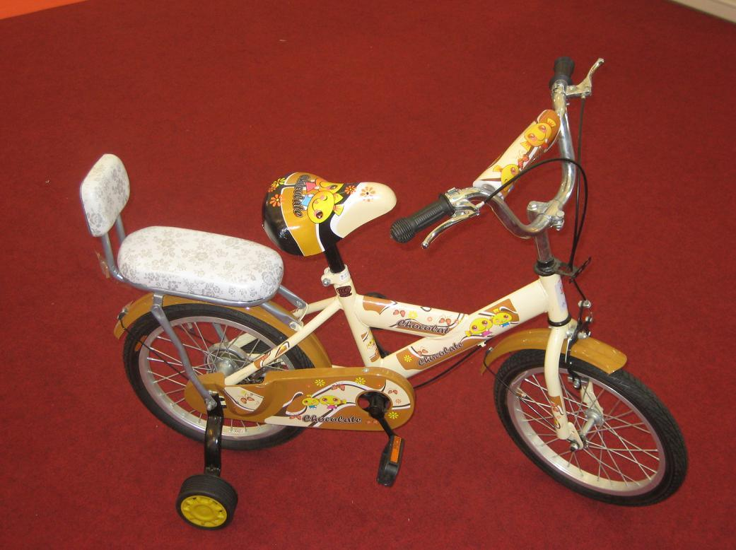 Los niños bicicleta (1604)