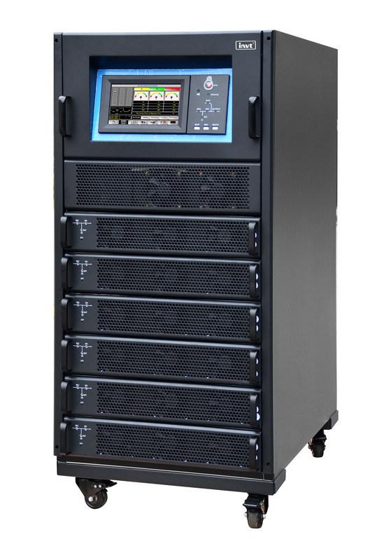 10-90kVA (380V/400V/415V) RM 시리즈 모듈 온라인 UPS