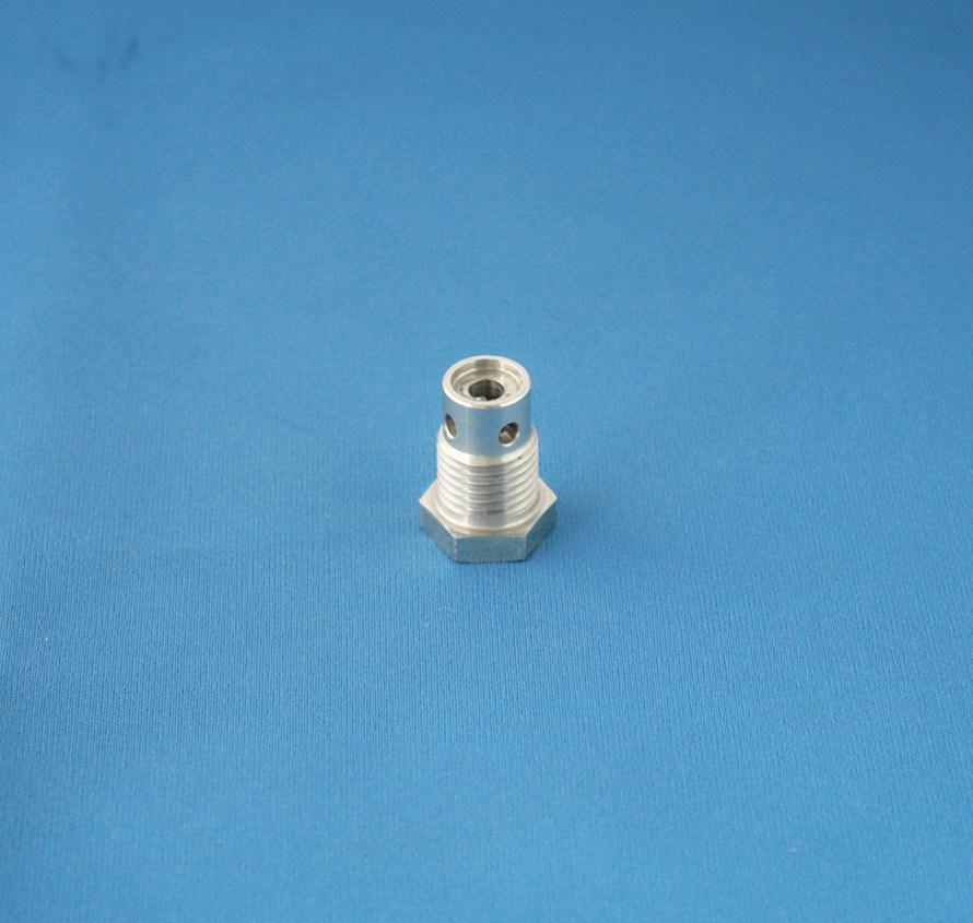Aluminium Geanodiseerd CNC van Deel van de Motorfiets/Precisie Draaiend Deel