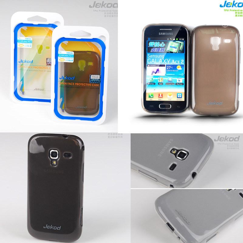 Casos de silicone para Samsung i8160