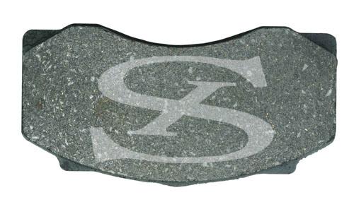 半金属ブレーキパッド(XSBP010))