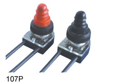 Waterproof Switch (UL, RoHS) (107P Series)